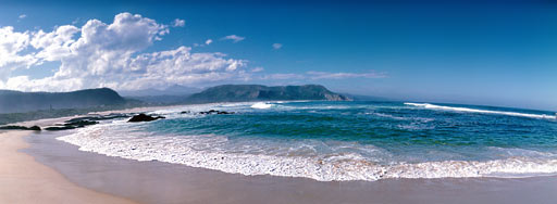 Südafrika - Garden Route - Natures Valley - Strand